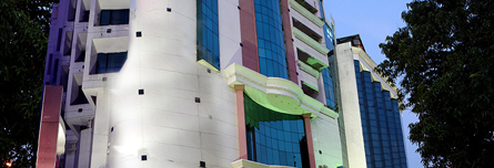 Hotel Residency Tower, Trivandrum | Hotels in Trivandrum